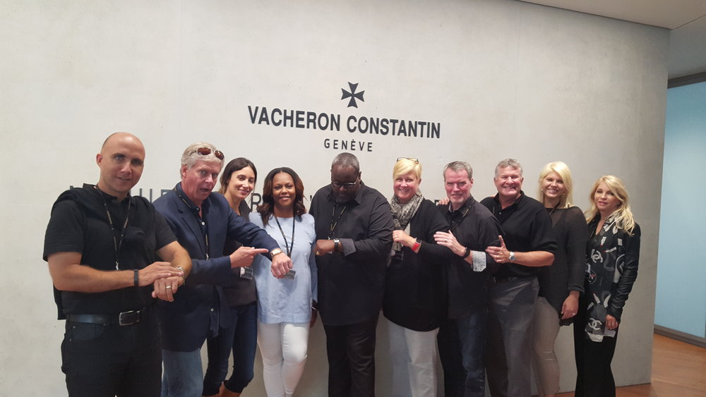 New watches for all from Vacheron Constantin in Geneva, Switzerland