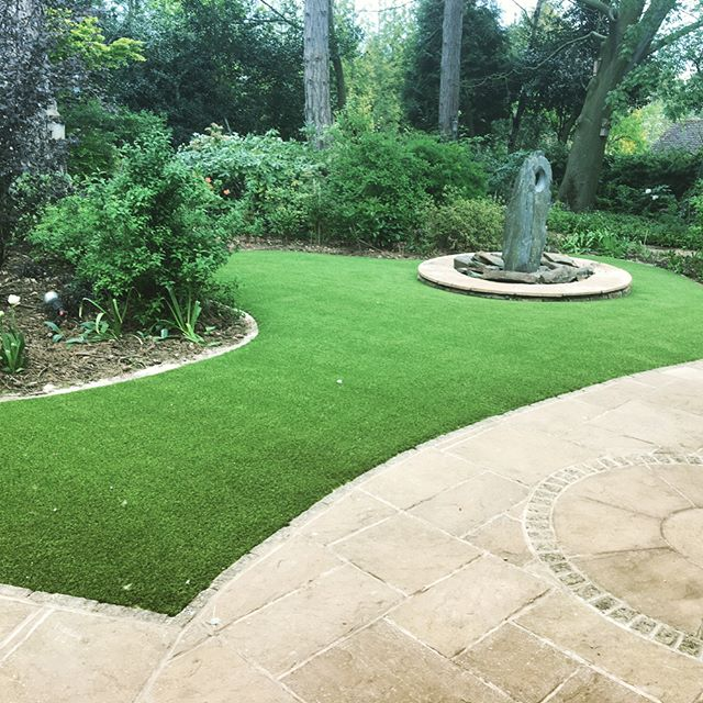Artificial Grass in Wythall