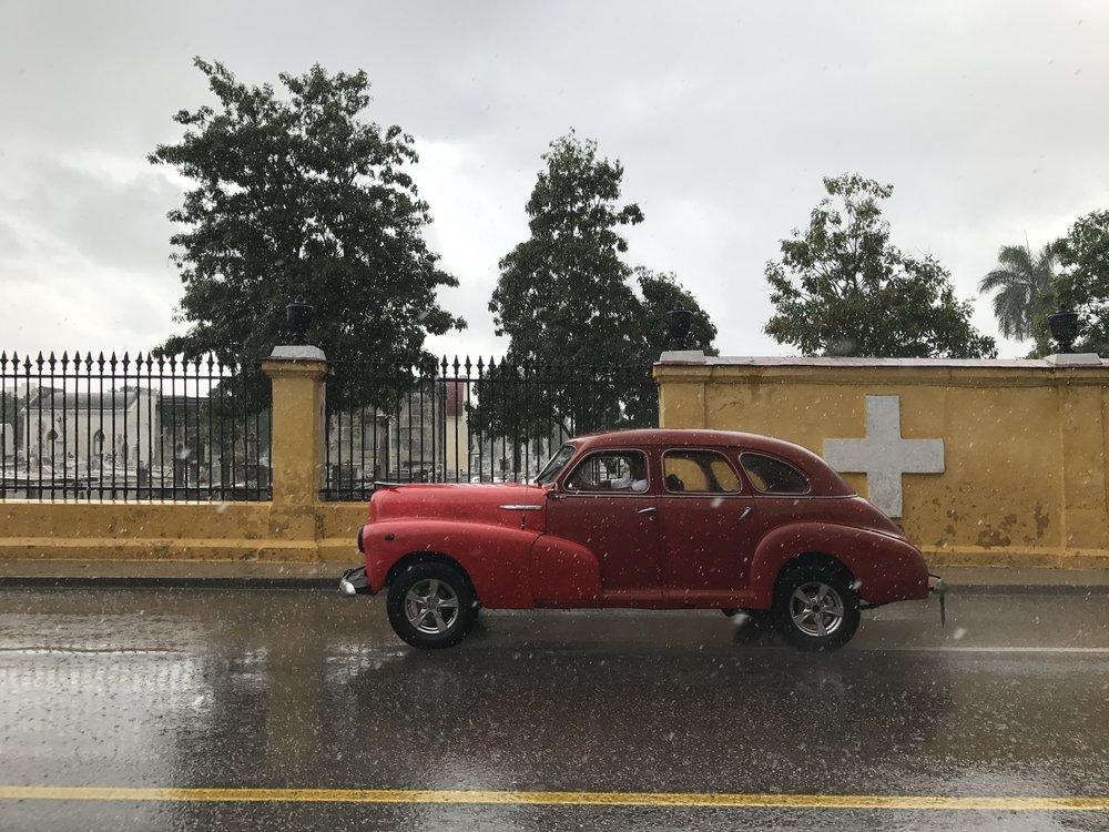 February: Havana, Cuba