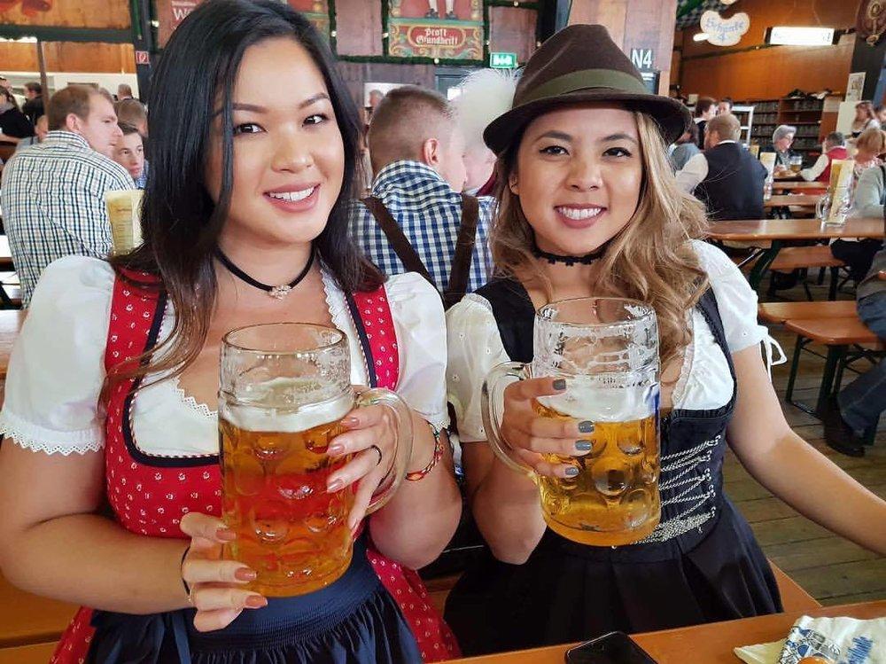 September: Munich, Germany | Oktoberfest