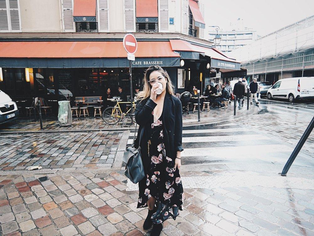 October: Paris, France