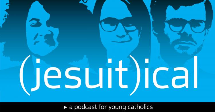 "Jesuitical is a podcast hosted by three young, lay editors at America Media -- Olga Segura, Zac Davis and Ashley McKinless. Each episode brings some of the top (and maybe more obscure) Catholic news of the week, and a guest speaker offering a unique perspective on world events, culture or faith. Find about more about ""(jesuit)ical"" here, and subscribe to the podcast on iTunes."