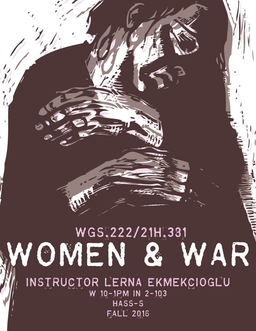 WGS.222   Women and War   Register Now