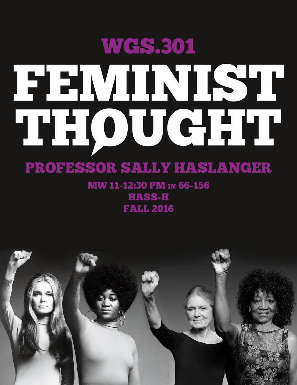 WGS.301   Feminist Thought   Register Now