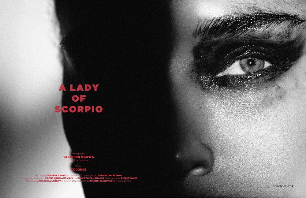 A LADY OF SCORPIO_2017
