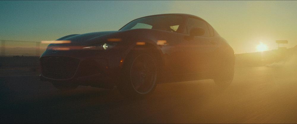 Mazda Moving Forward |commercial