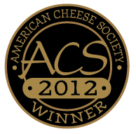 American Cheese Society: Winner, Soft-Ripened Cheese Open Category