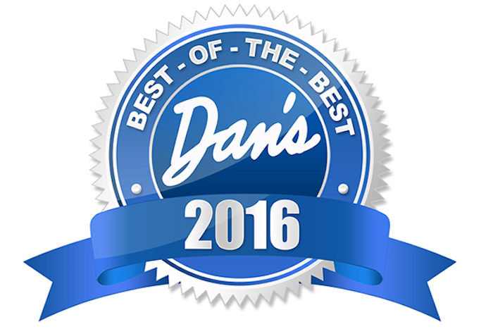 Dan's Best of the Best: South Fork Farmer's Market Vendor Platinum Winner 2016!