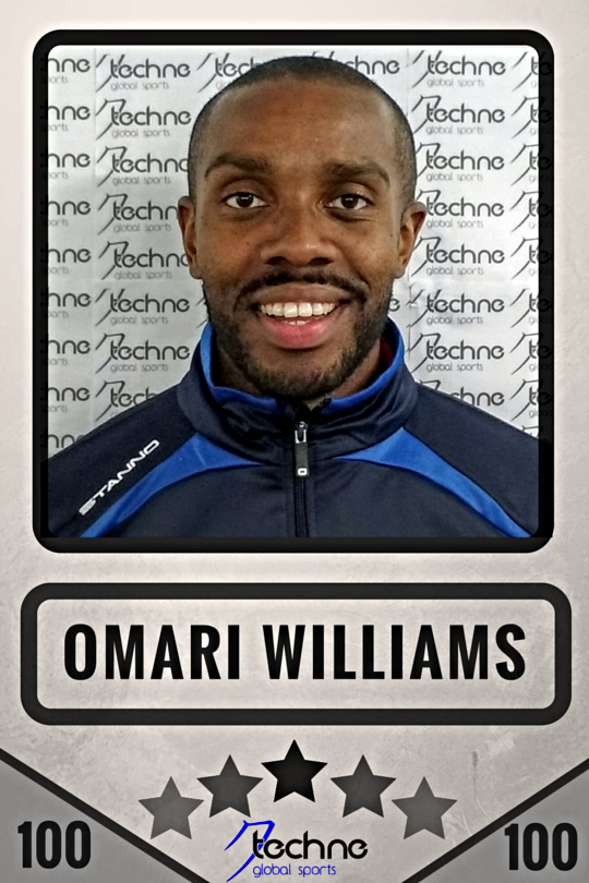 Omari Williams Techne Global Sports