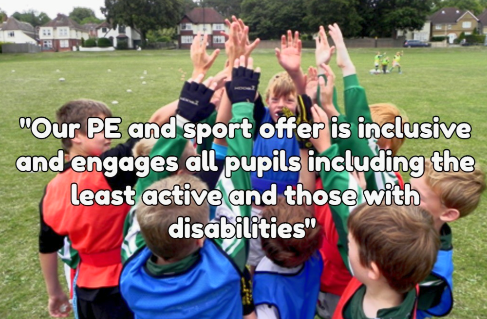 inclusive sport - sheffield