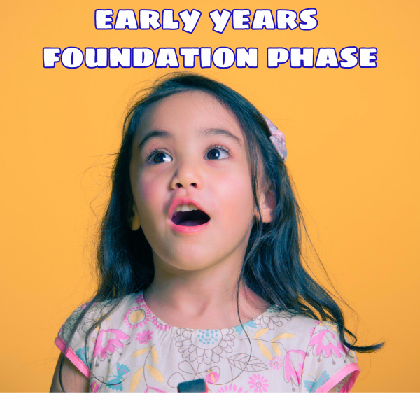 early years foundation phase ppa cover