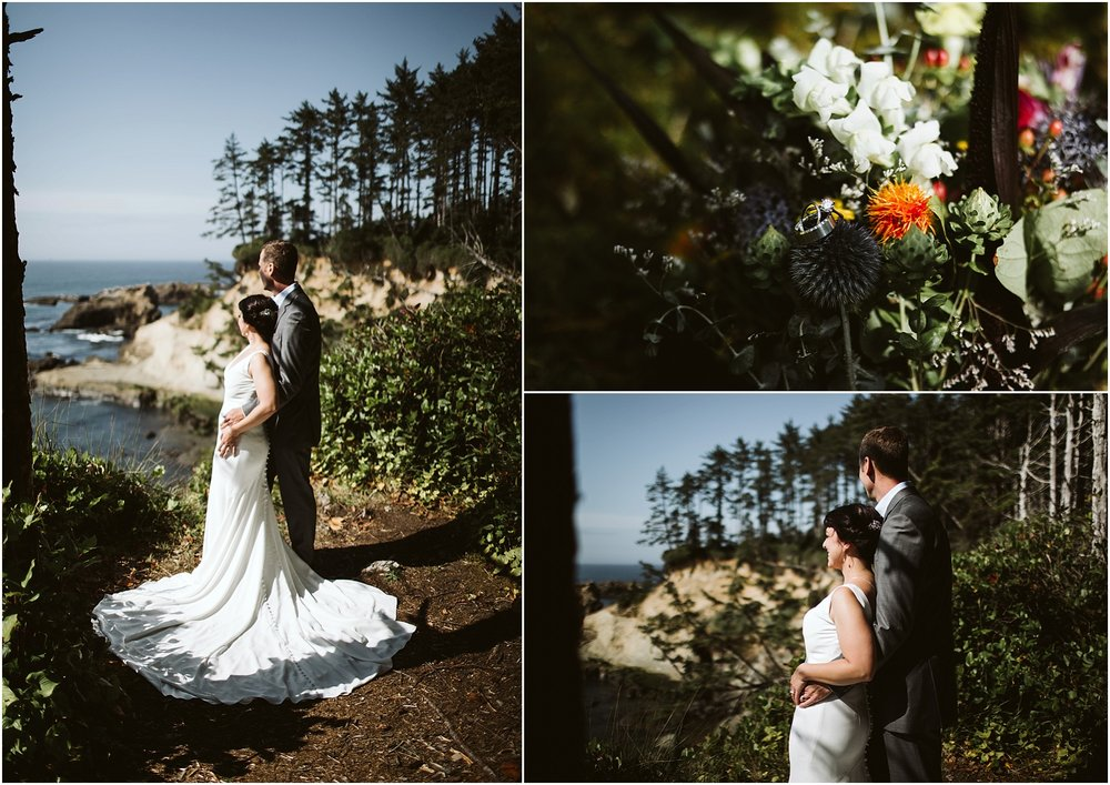 Oregon Coast Intimate Wedding | oregon elopement photographer | oregon elopement23.jpg