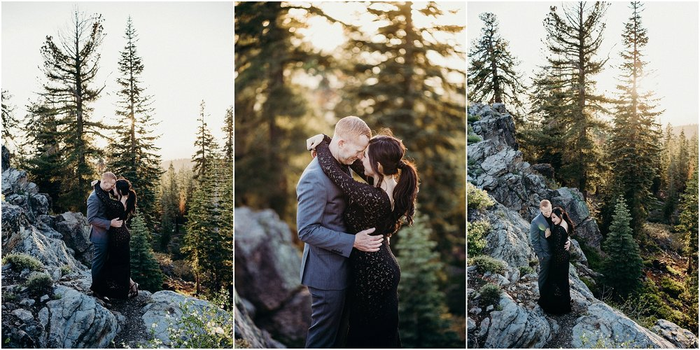 lake tahoe engagement photographer