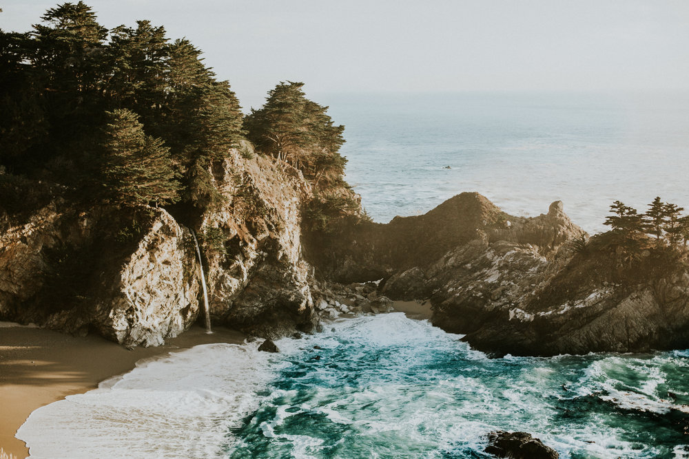 Coastal Goodness - The prettiest section of the Pacific Coast