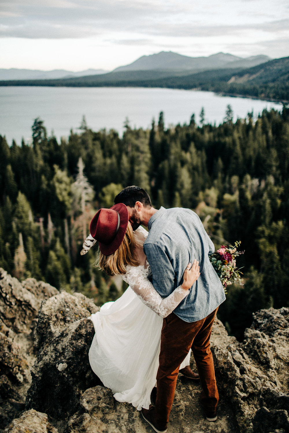 LAKE TAHOE ELOPEMENT PLANNING PACKAGE // STARTING AT $6500 - Yeah, you read that right. I'll plan your Lake Tahoe Elopement, and I'll do it with a smile on my face. I was born and raised just northwest of the north shore of Lake Tahoe - so you could say I know it well. I have a list of vendors I love working with and frequently use for projects - and would love to put together a special day, just for you.- up to 8 guests - Mt. Tallac package- medium bouquet + boutonniere- officiant - hair + makeup - custom locationAdditionally, I am happy to help you find a great place to grab dinner (or breakfast! Love sunrise weddings) after you say your vows, help you pick the best airbnb in the best parts of town, and give you endless advice and recommendations on how to enjoy your time in Tahoe after your elopement.** also available in other destinations, just ask!