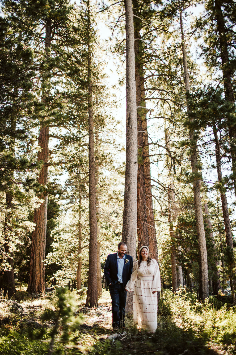 MT. TALLAC ELOPEMENT + INTIMATE WEDDING PACKAGE// STARTING AT $3800 - - up to 8 guests - 4 hours of coverage - phone consult - location insight - online gallery of high-res images + usb - 10 matted 5x7 prints in keepsake box* weekday pricing $3800. weekend pricing $4300*
