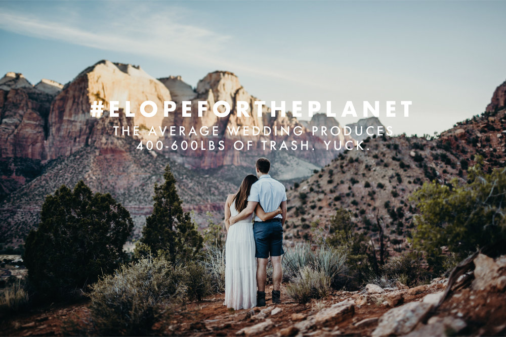 elope for the planet