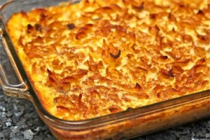 Bubbie's Simple Noodle Kugel