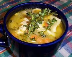 Grandma Fela's Real Jewish Chicken Soup