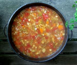 Pareve Veggie Soup