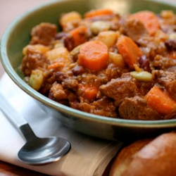 Vegetable Cholent