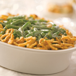 Green Bean Casserole Plus