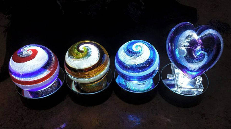 7 AAA Samples on Lighted Bases.jpg