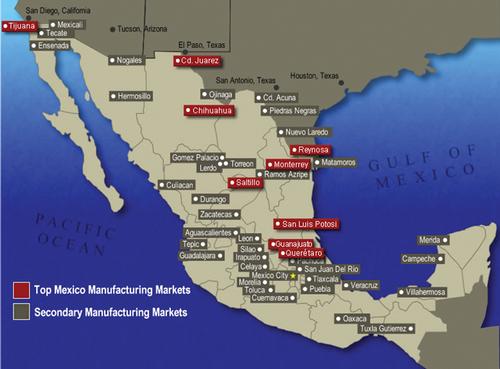 Team NAFTA - El paso california