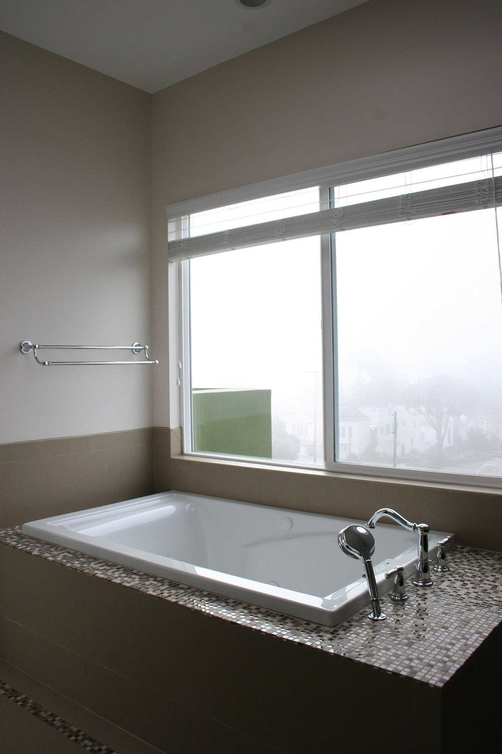 San Francisco Custom Bathtub