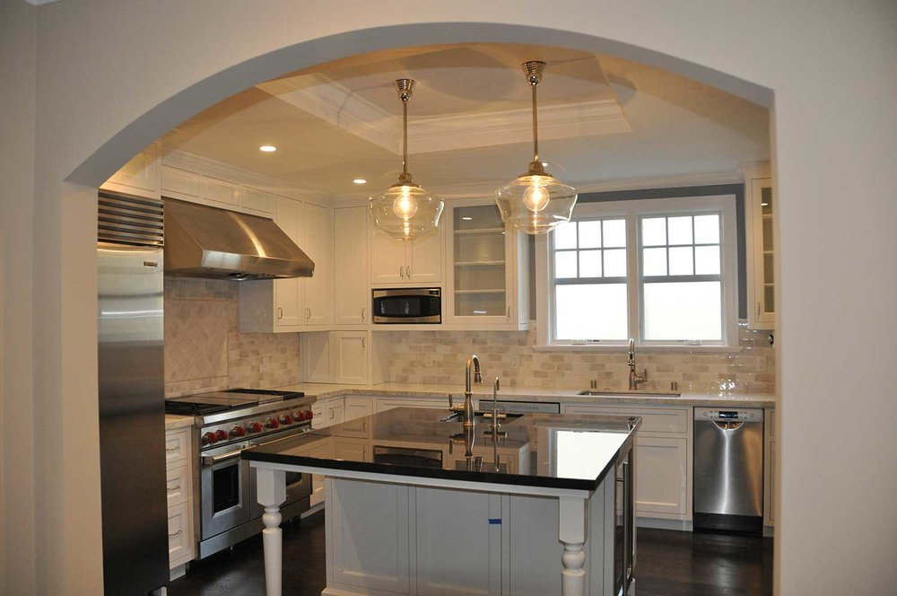 Burlingame Kitchen Remodel