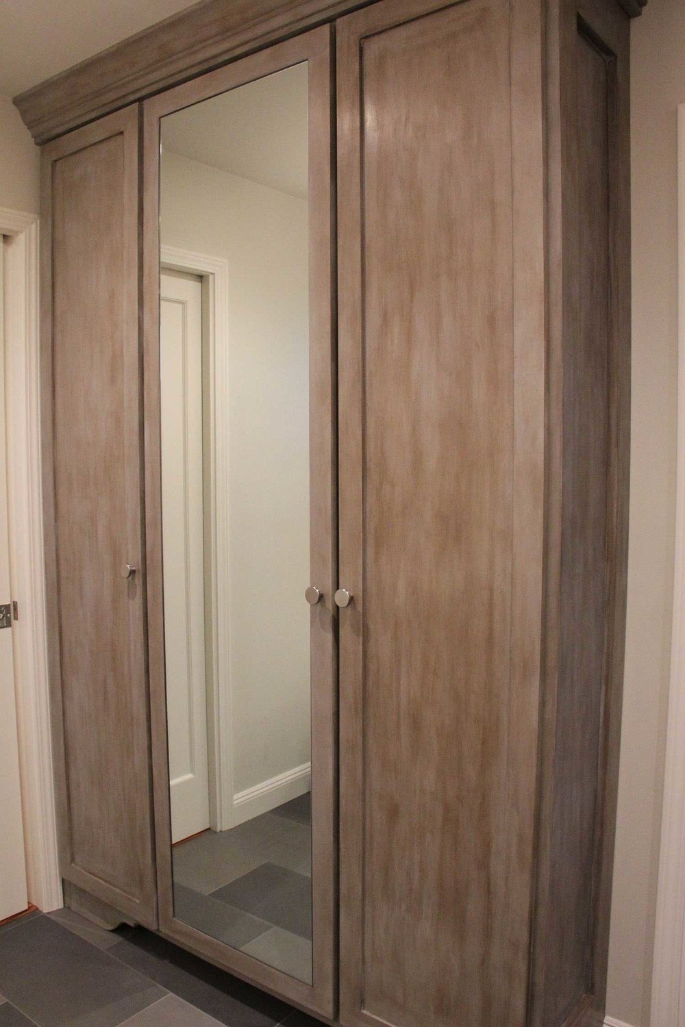 Custom Built Wardrobe