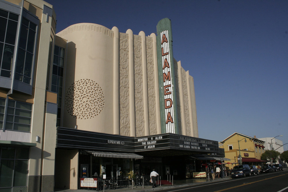 Alameda Movie Theater