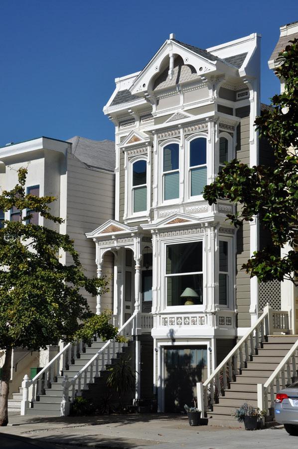 San Francisco House Restoration