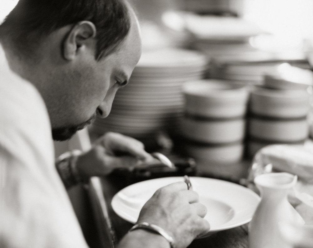 Frank Bonanno - Chef & Proprietor