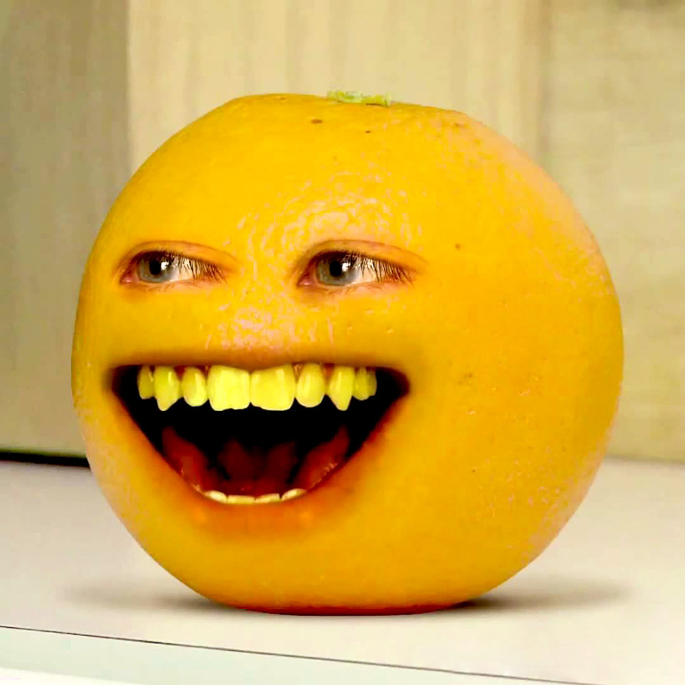 ANNOYING ORANGE Cartoon Network