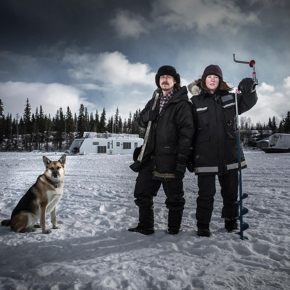 ICE LAKE REBELS ANIMAL PLANET