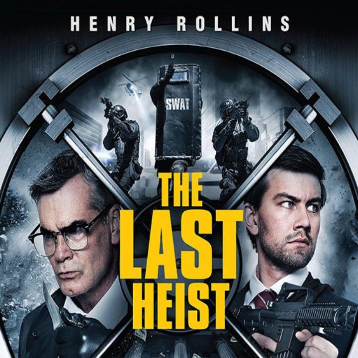 THE LAST HEIST   XLRATOR