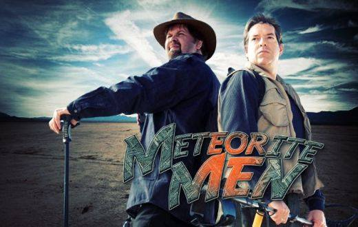 METEORITE MEN SCIENCE CHANNEL