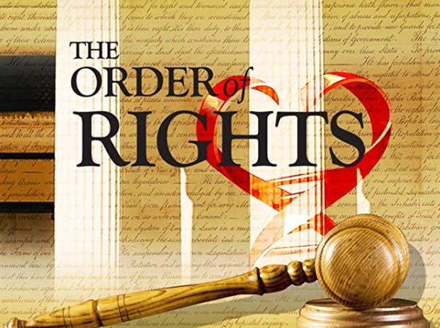 Order of rights  feature film