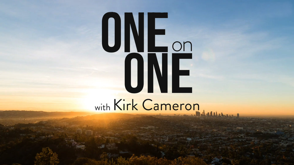 One on one with kirk Cameron