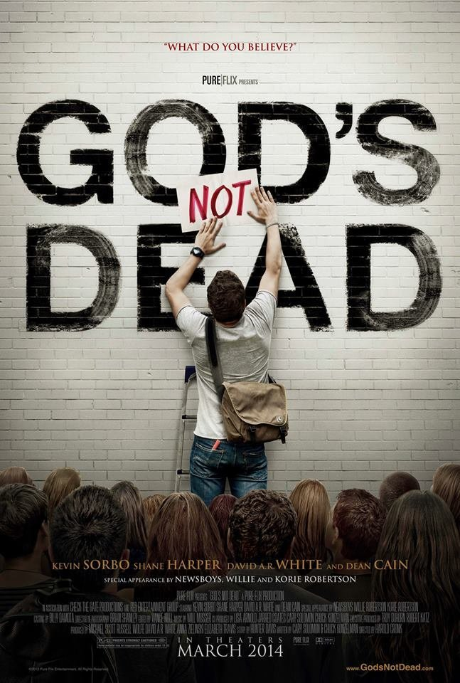 God's not dead  pureflix