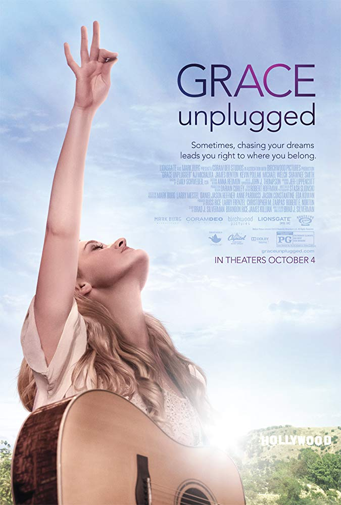 Grace unplugged  lionsgate
