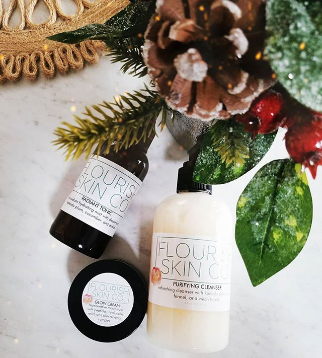 Treat yourself or the skincare lovers in your life to glowing skin this season! Use the code 'JOLLY' at checkout for 20% off any order. Regenerative skincare with natural active ingredients to give you a healthy glow all year long! 🎄