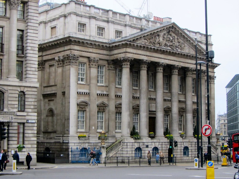 Lord Mayor Mansion House City London