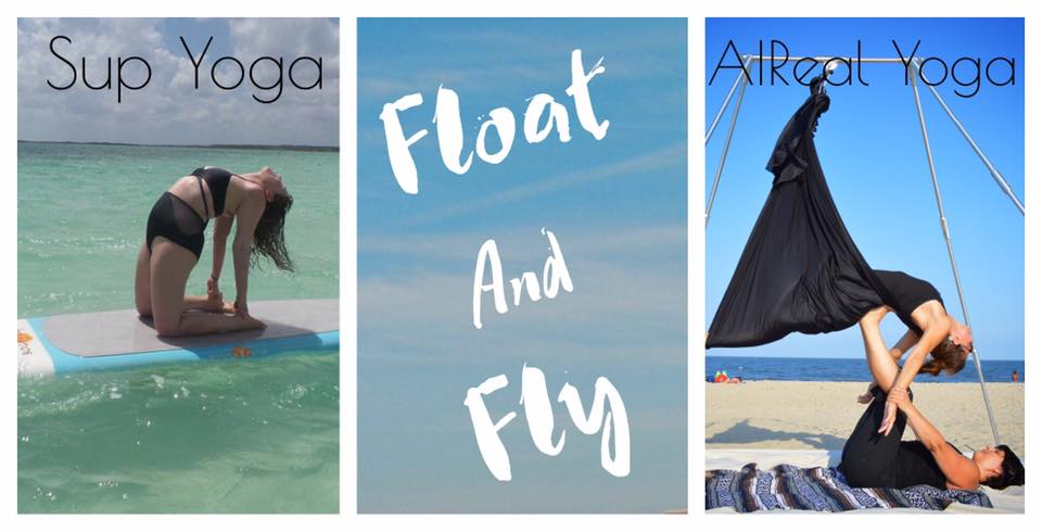 Float & Fly - SUP & Aerial Yoga