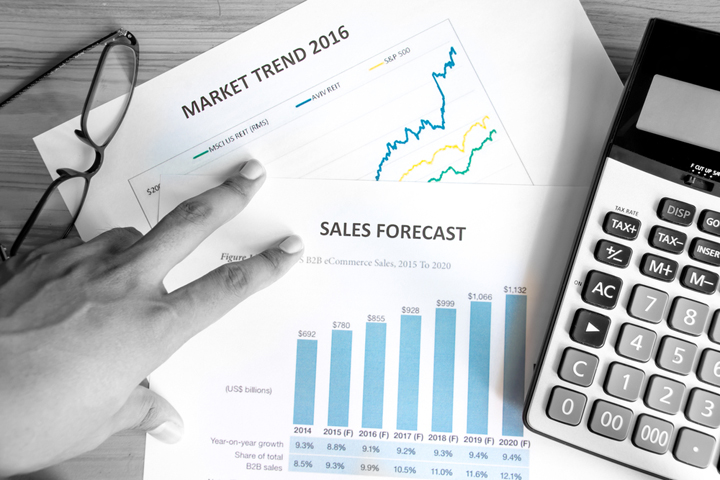 5 Sales Forecasting Metrics That Actually Matter