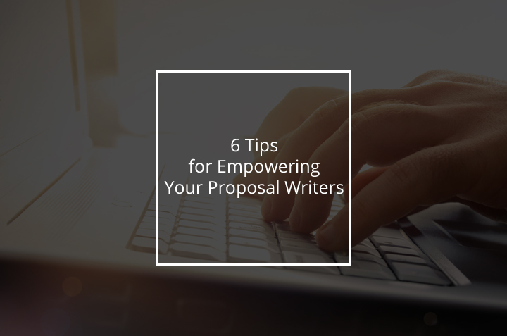 Proposal Writers