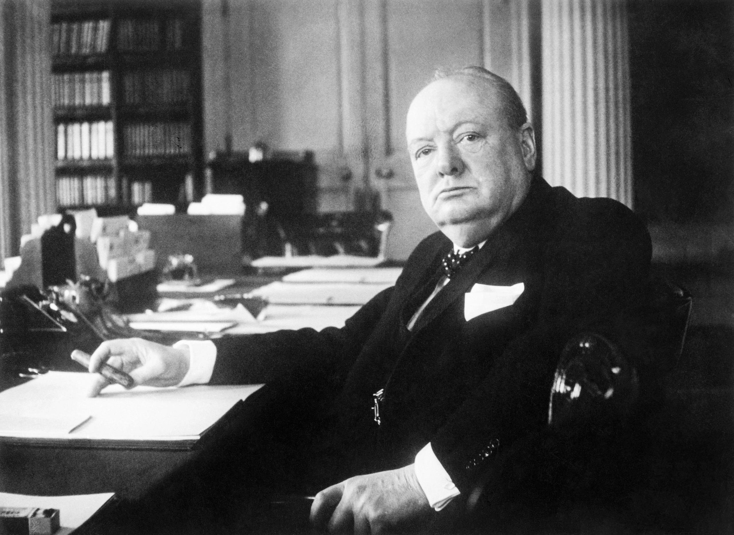 Picture Winston Churchill Quo: How The Best Quoting Software Wins New Business