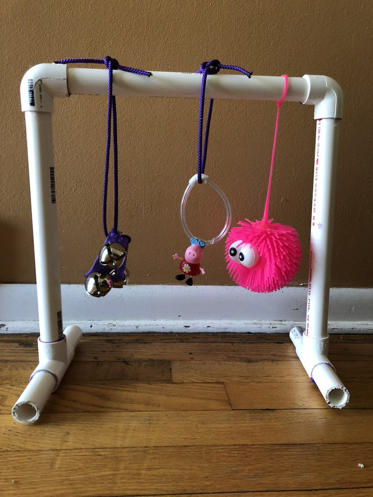 $10 DIY Activity Frame — Life With Ellie Grace