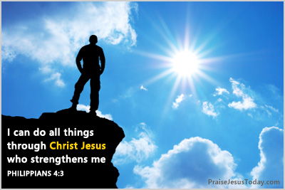 I Can Do All Things Through Christ Allen Satterlee